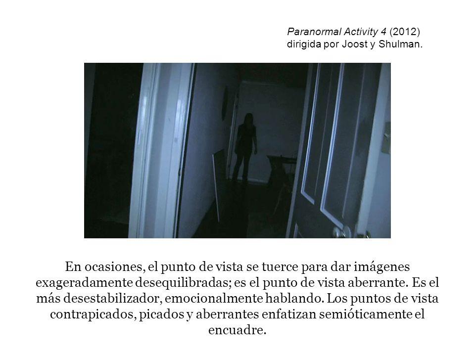 Paranormal Activity 4 (2012) dirigida por Joost y Shulman.