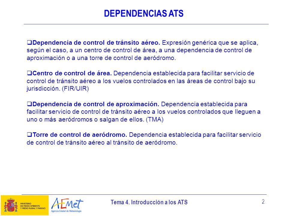 DEPENDENCIAS ATS