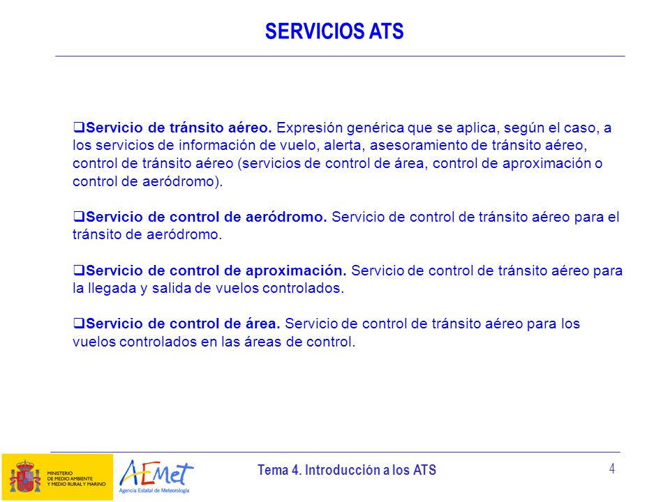 SERVICIOS ATS