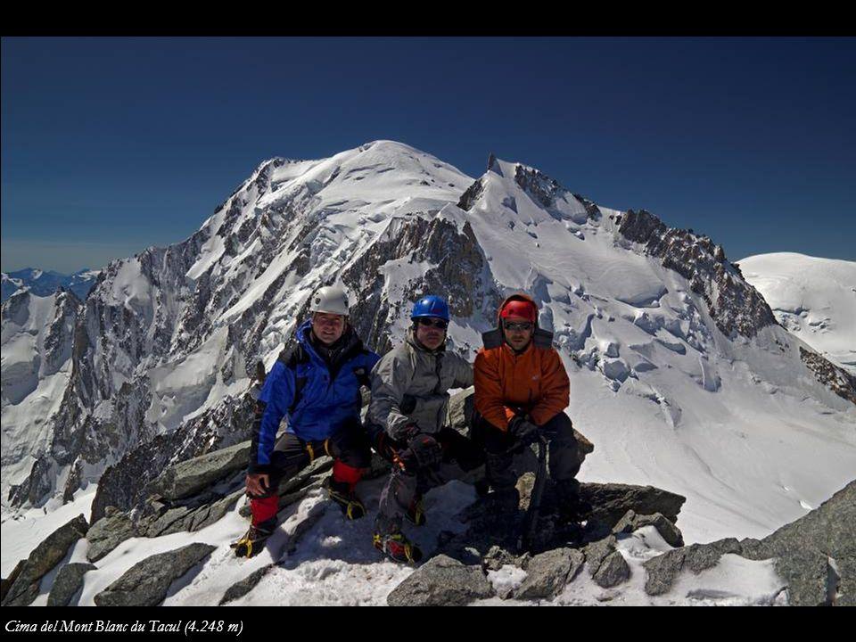 Cima del Mont Blanc du Tacul (4.248 m)