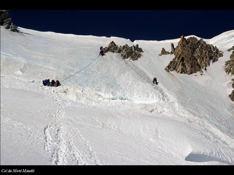 Col du Mont Maudit