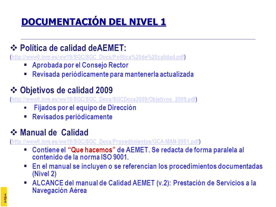 DOCUMENTACIÓN DEL NIVEL 1