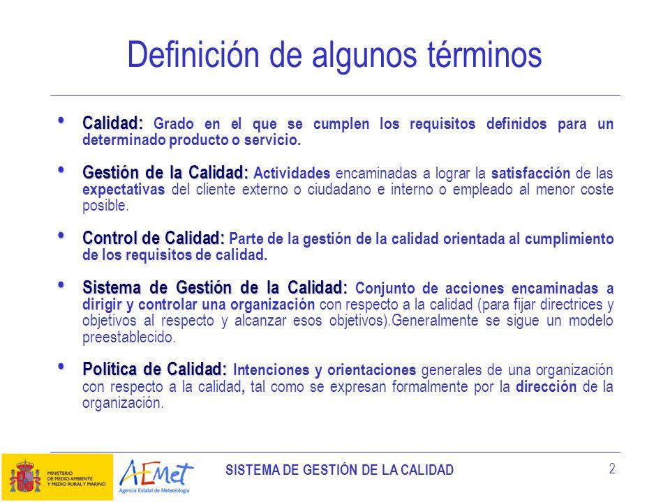 Definición de algunos términos