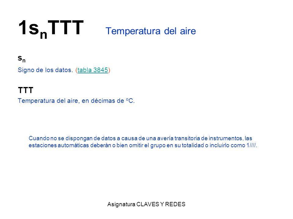 1snTTT Temperatura del aire