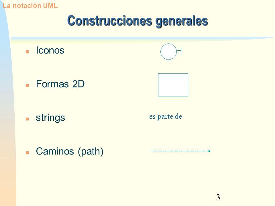 Construcciones generales