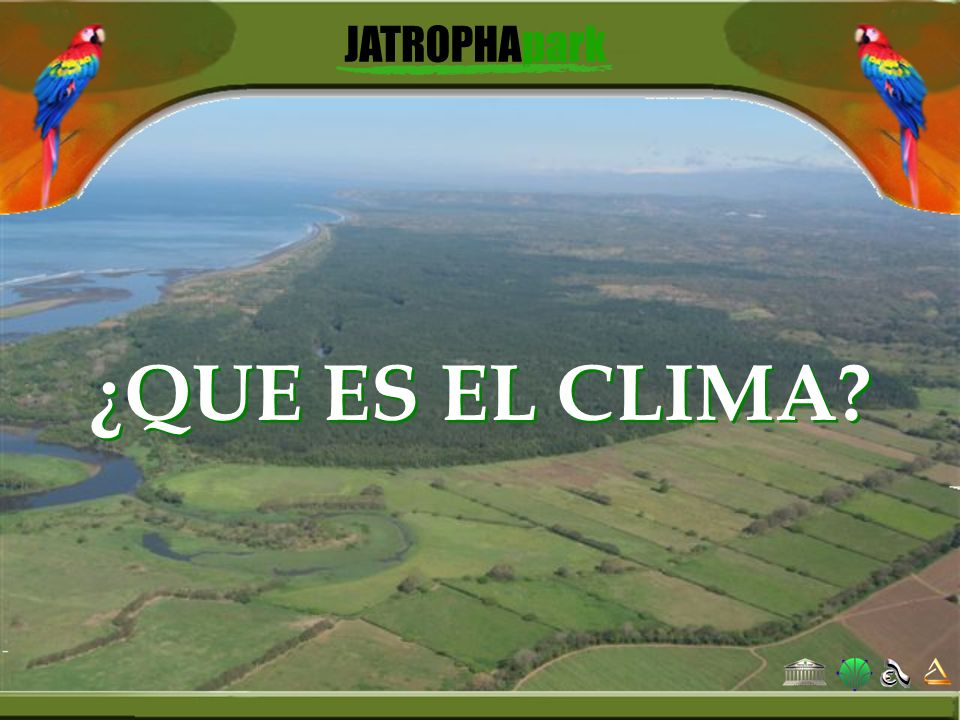¿QUE ES EL CLIMA