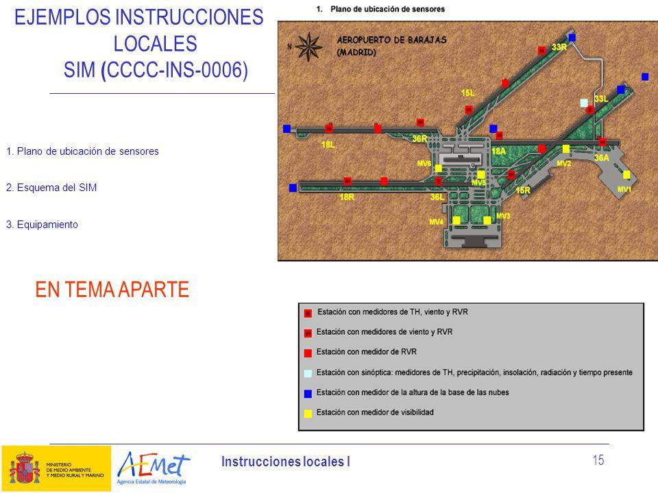 EJEMPLOS INSTRUCCIONES LOCALES SIM (CCCC-INS-0006)