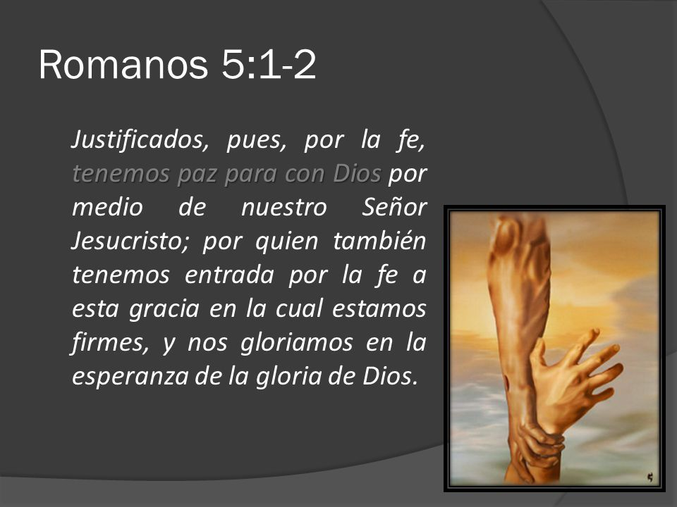 Romanos 5:1-2