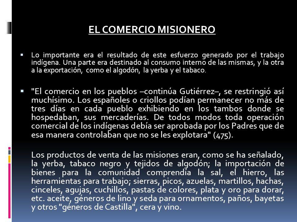 EL COMERCIO MISIONERO