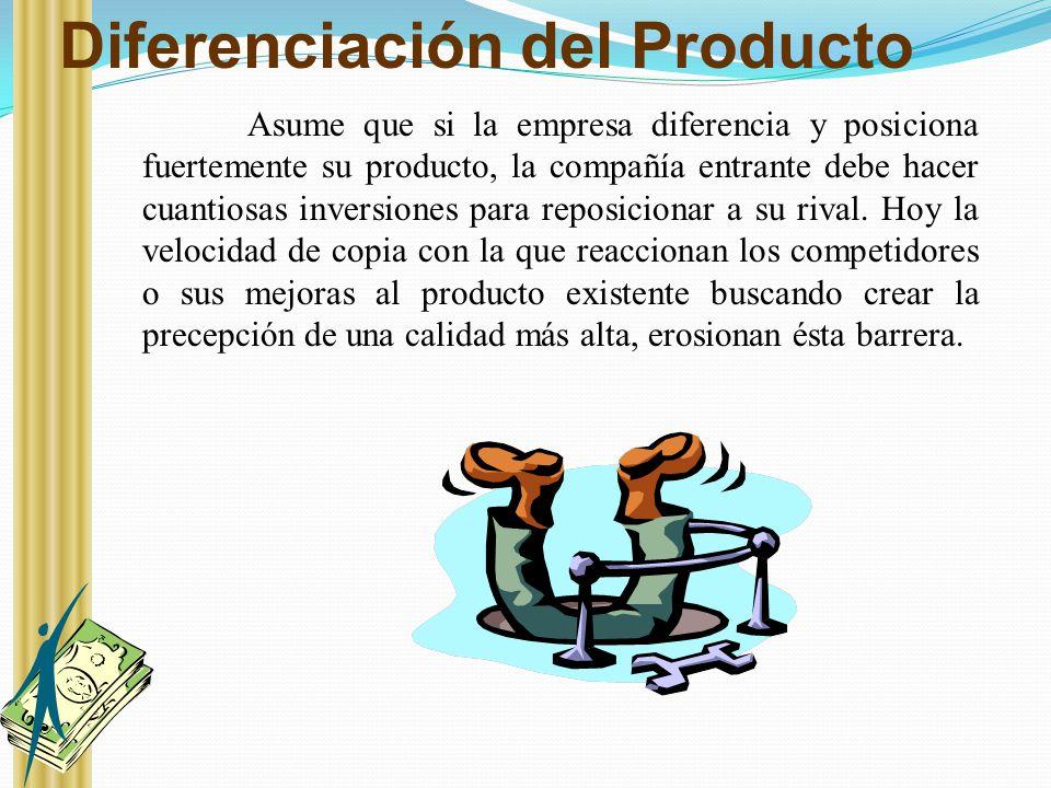 Diferenciación del Producto