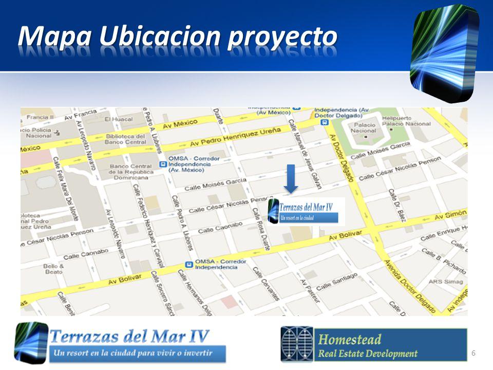 Mapa Ubicacion proyecto