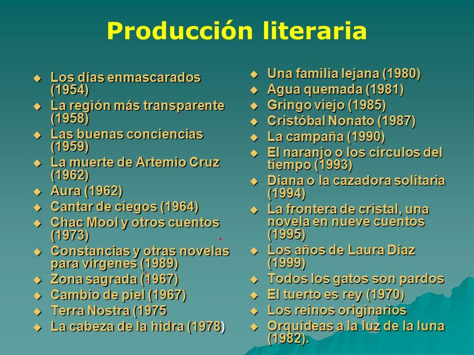 Producción literaria Una familia lejana (1980)