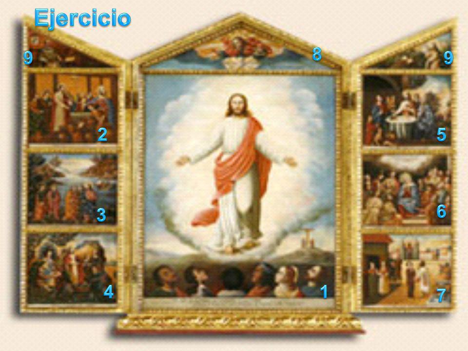 Ejercicio 8 9 9 2 5 6 3 4 1 7