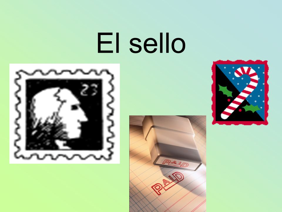 El sello