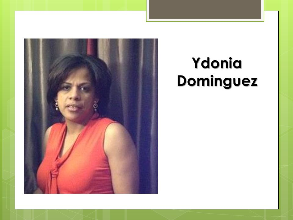 Ydonia Dominguez