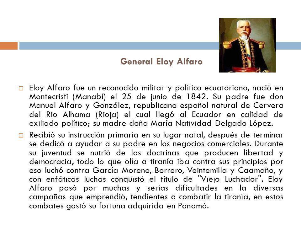 General Eloy Alfaro