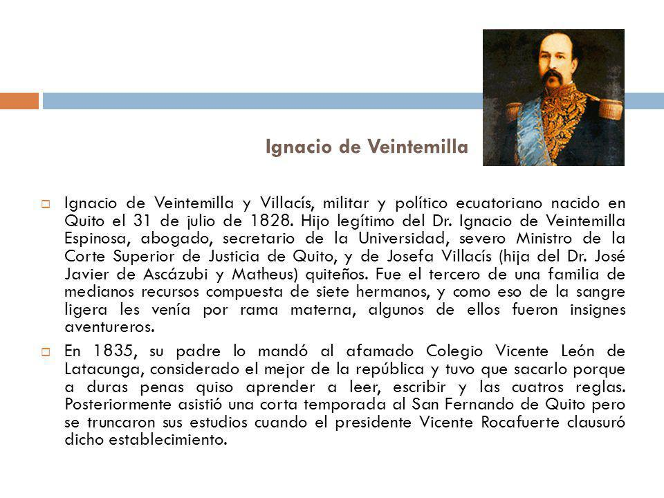 Ignacio de Veintemilla