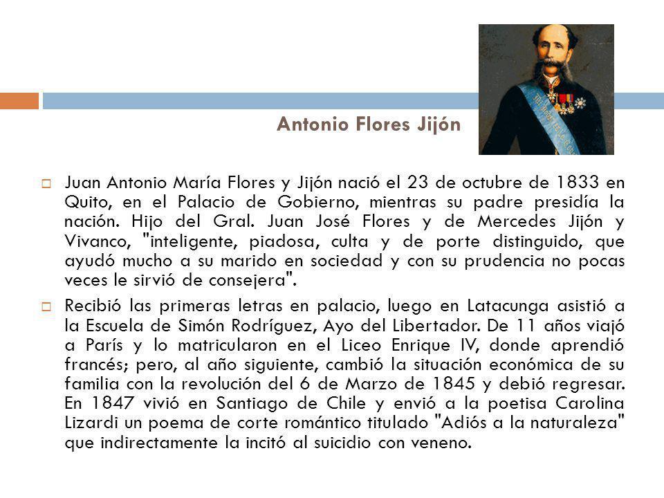 Antonio Flores Jijón