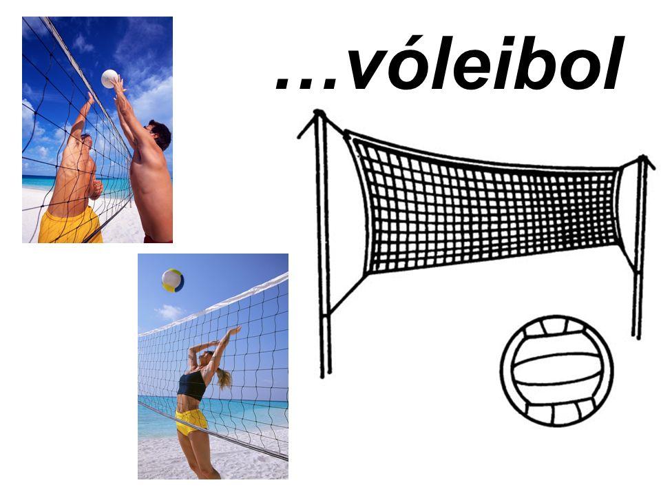 …vóleibol