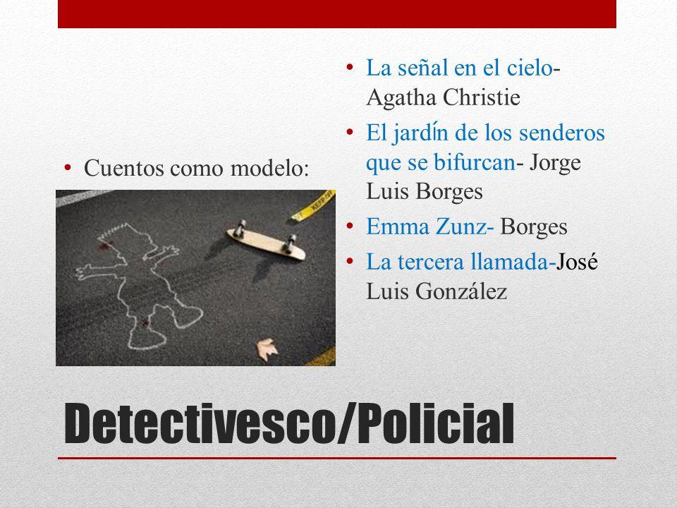 Detectivesco/Policial