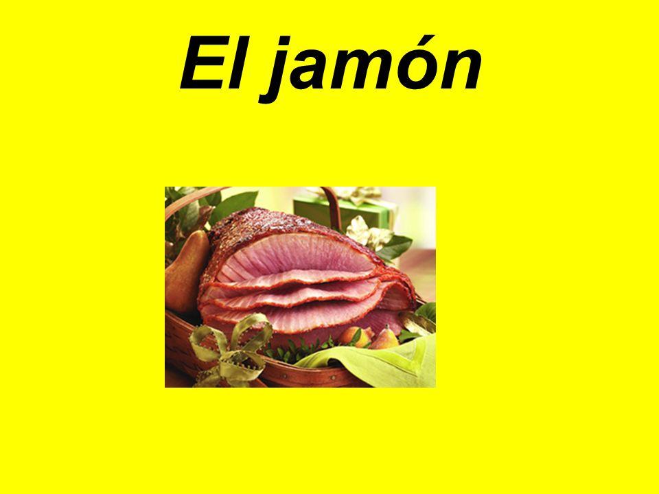 El jamόn
