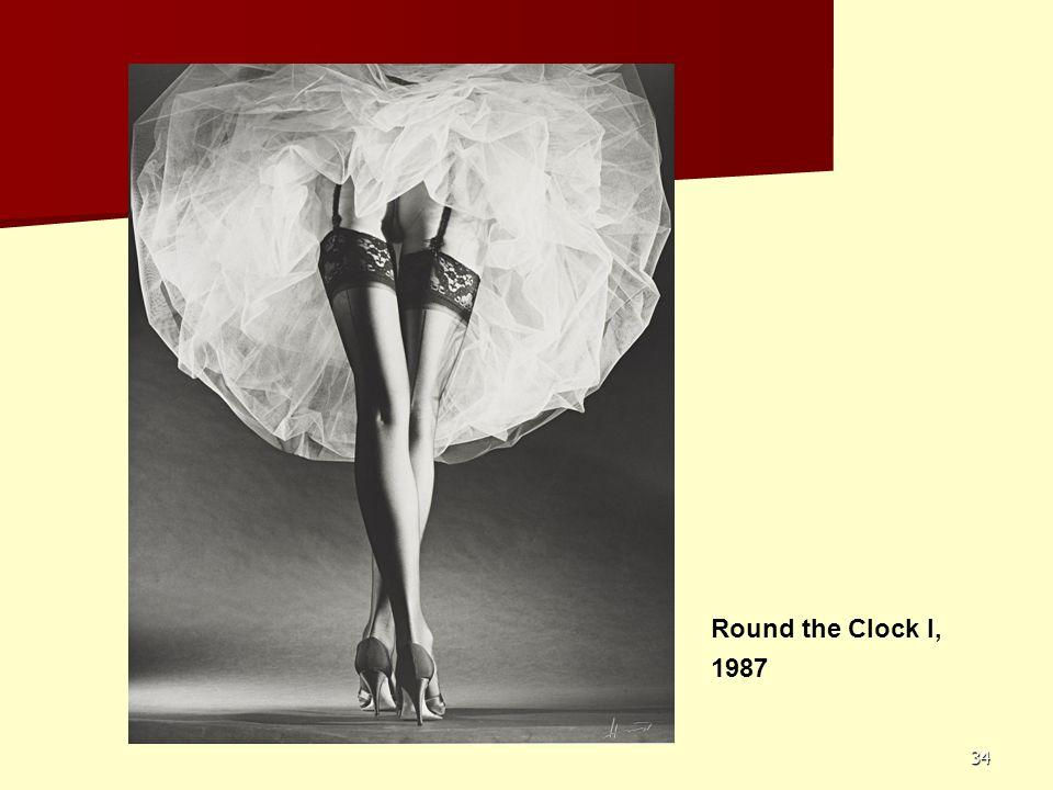 Round the Clock I, 1987
