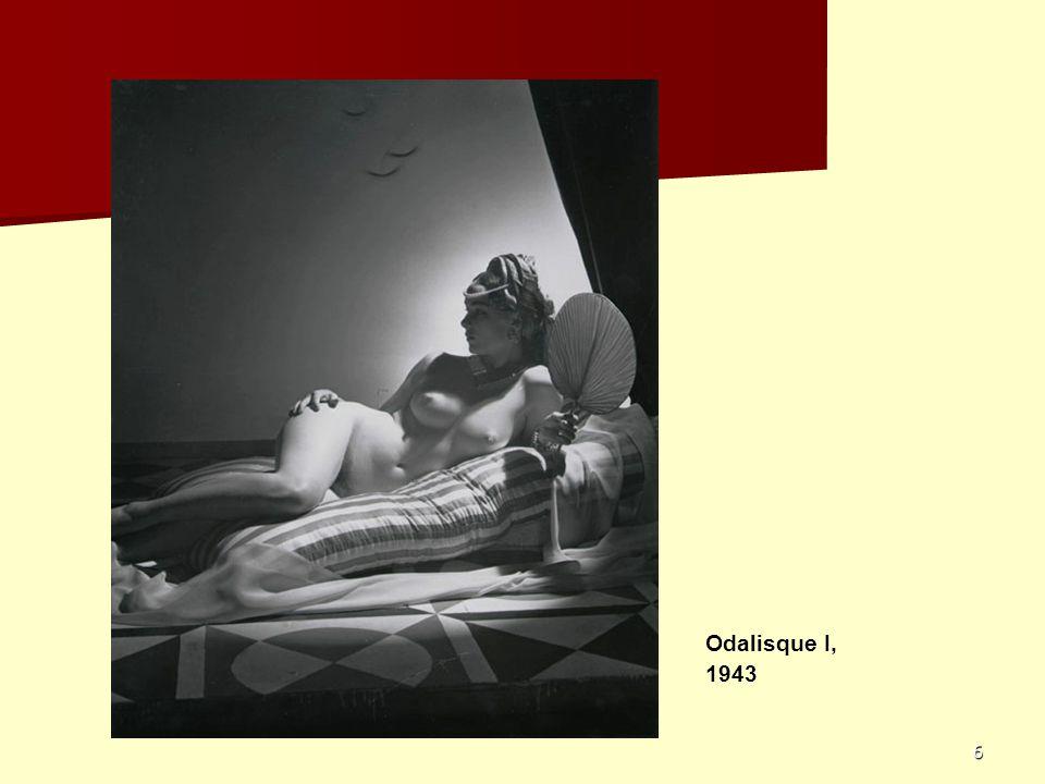 Odalisque I, 1943