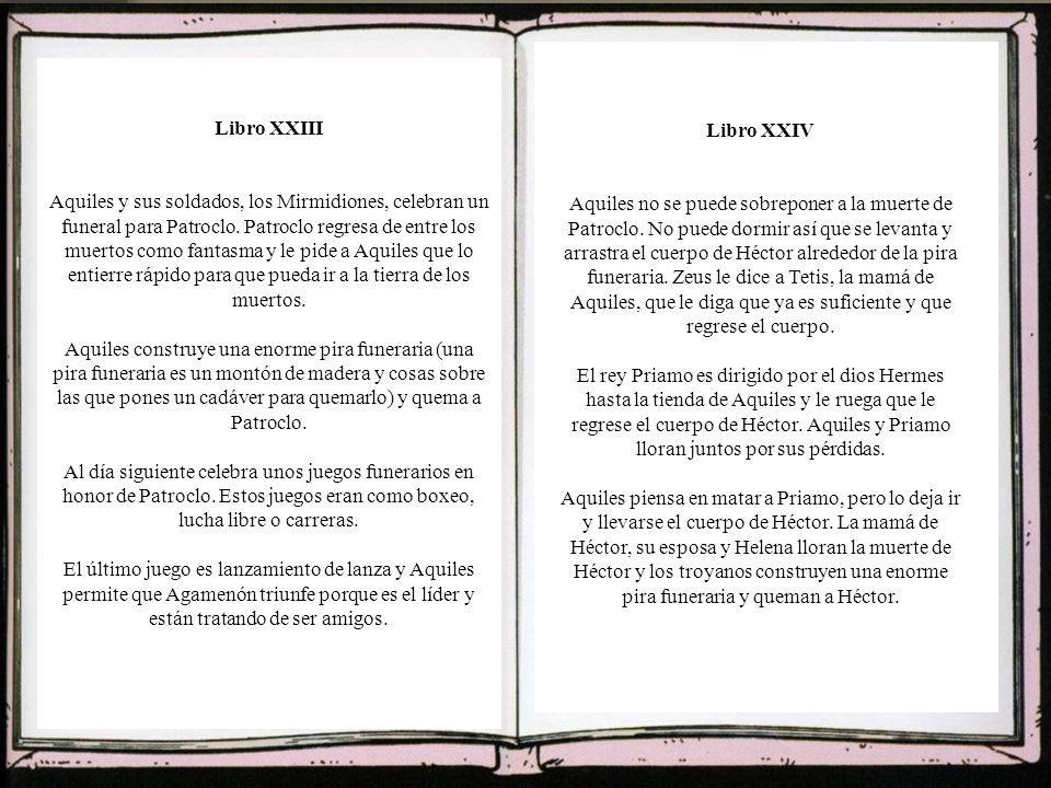 Libro XXIII