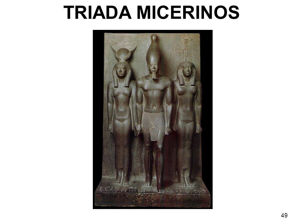 TRIADA MICERINOS