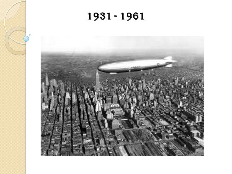 1931 - 1961
