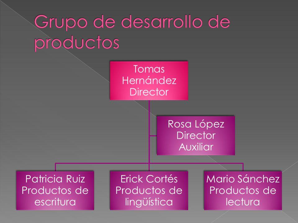 Grupo de desarrollo de productos