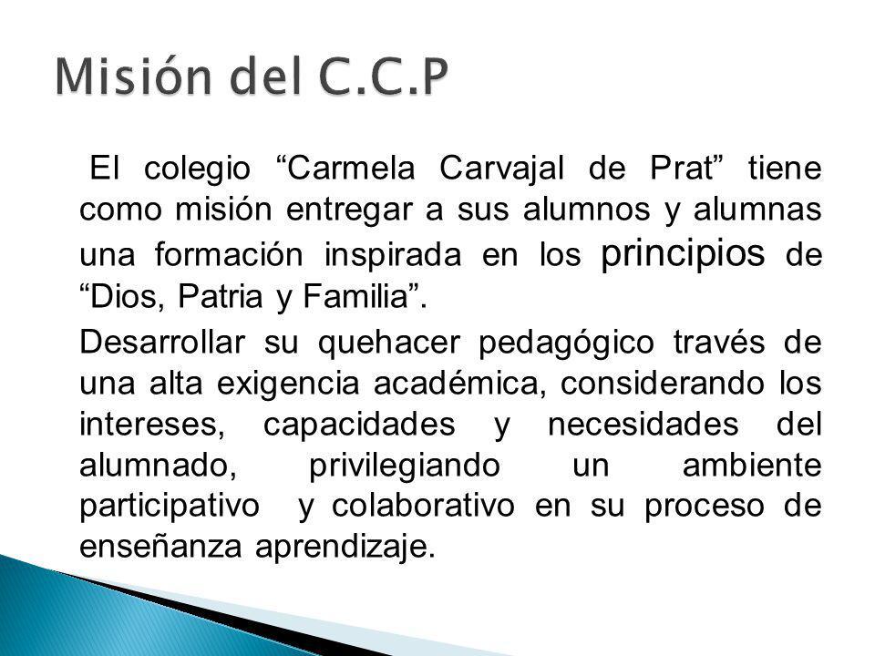 Misión del C.C.P