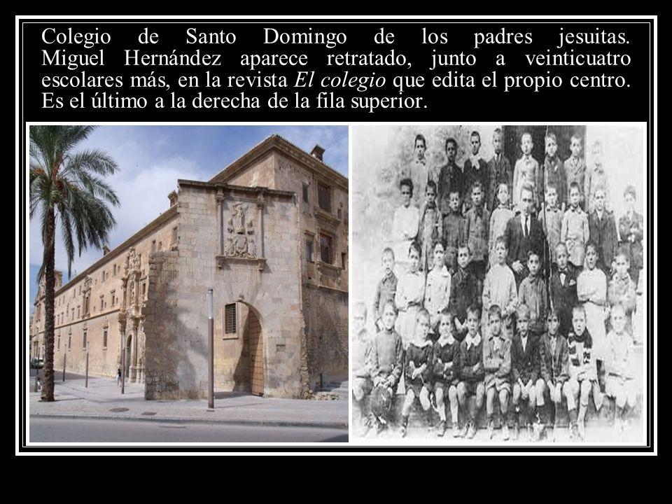 Colegio de Santo Domingo de los padres jesuitas