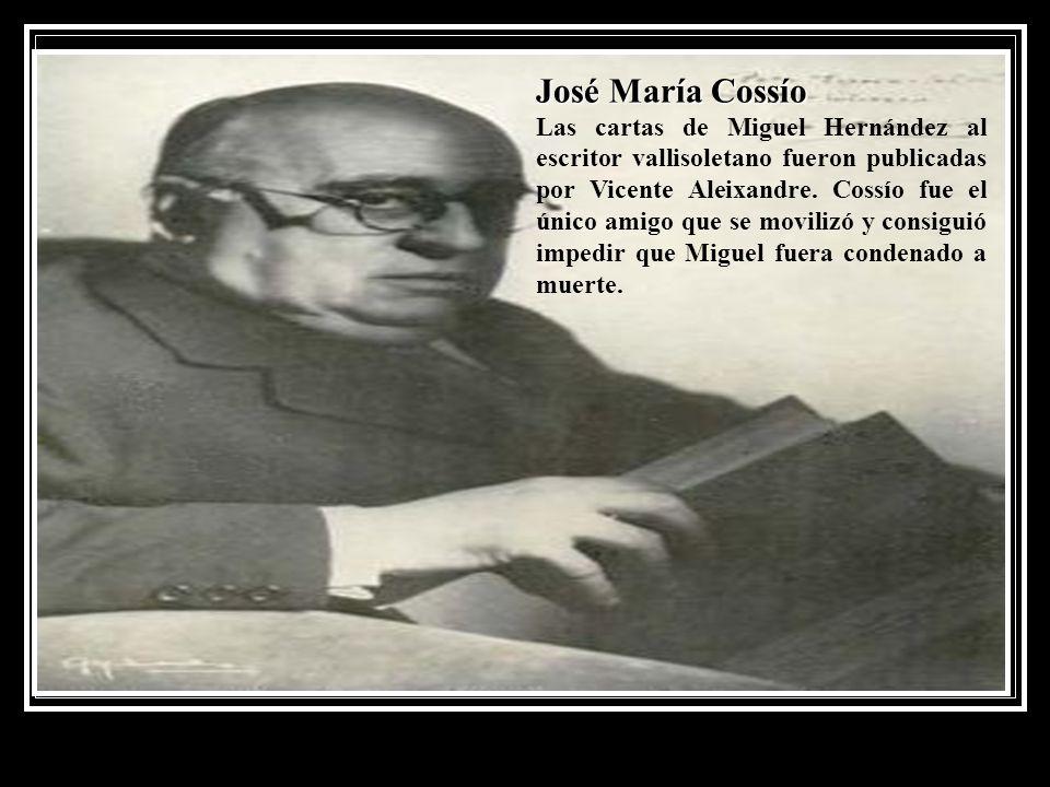 José María Cossío