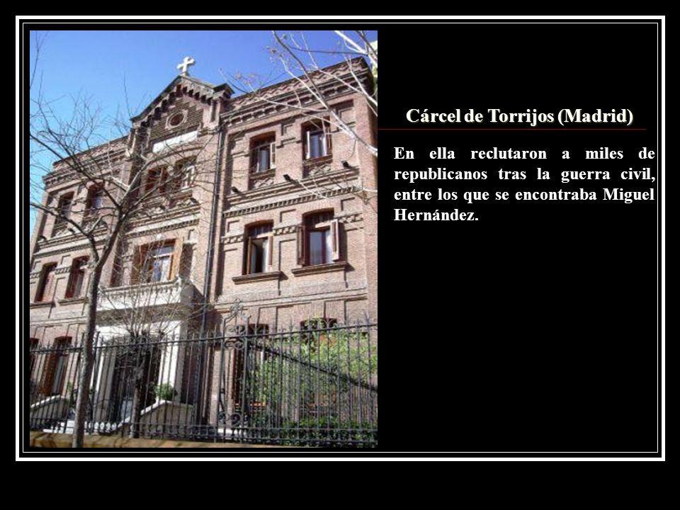 Cárcel de Torrijos (Madrid)