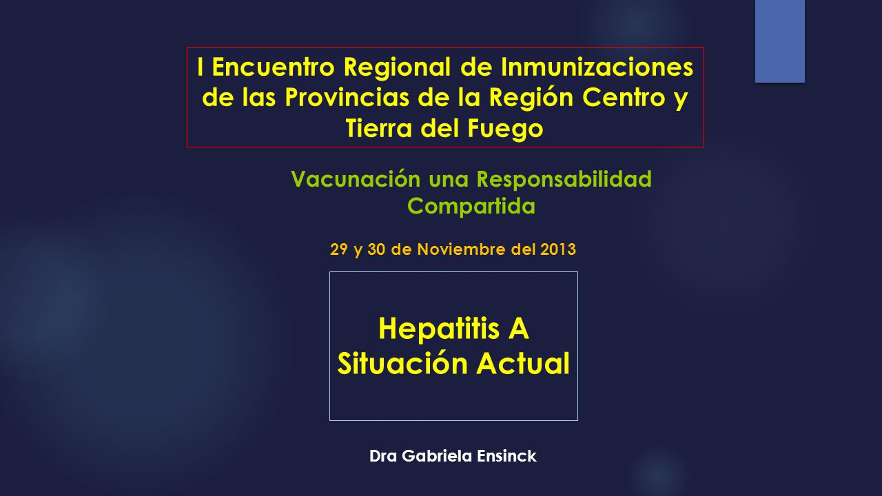 Vacunación una Responsabilidad Compartida