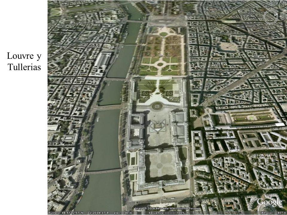 Louvre y Tullerias