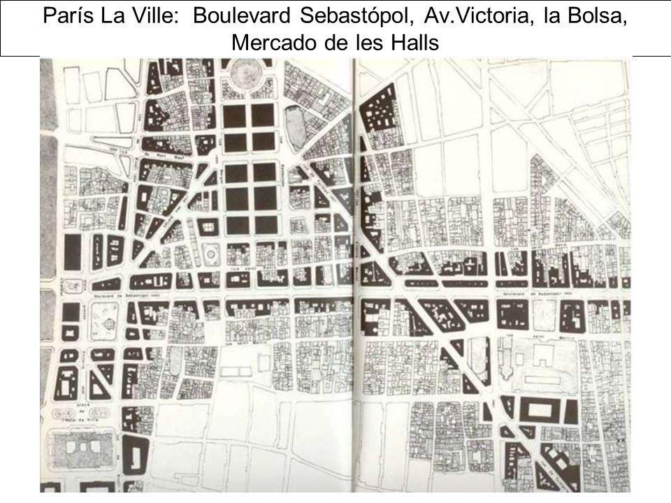 París La Ville: Boulevard Sebastópol, Av