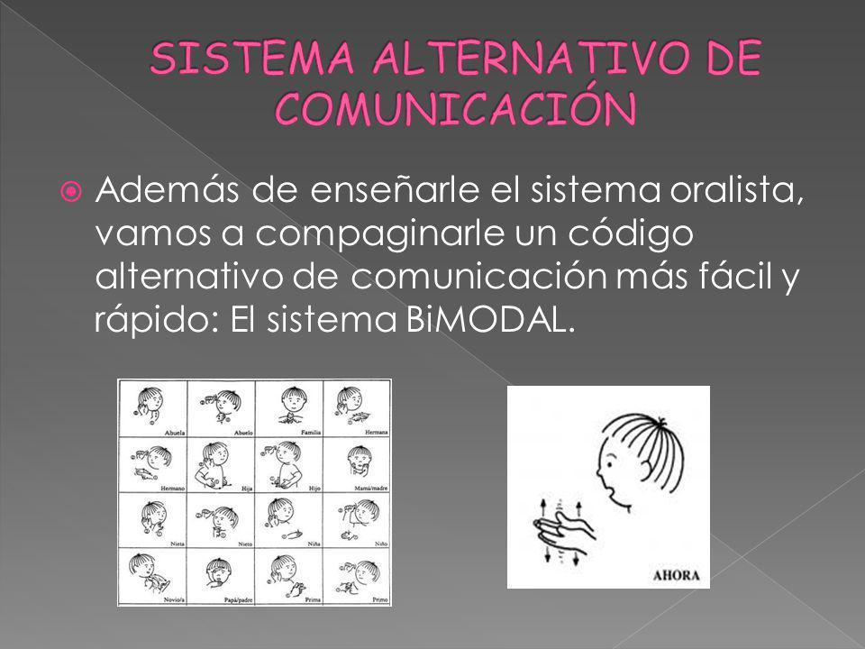SISTEMA ALTERNATIVO DE COMUNICACIÓN
