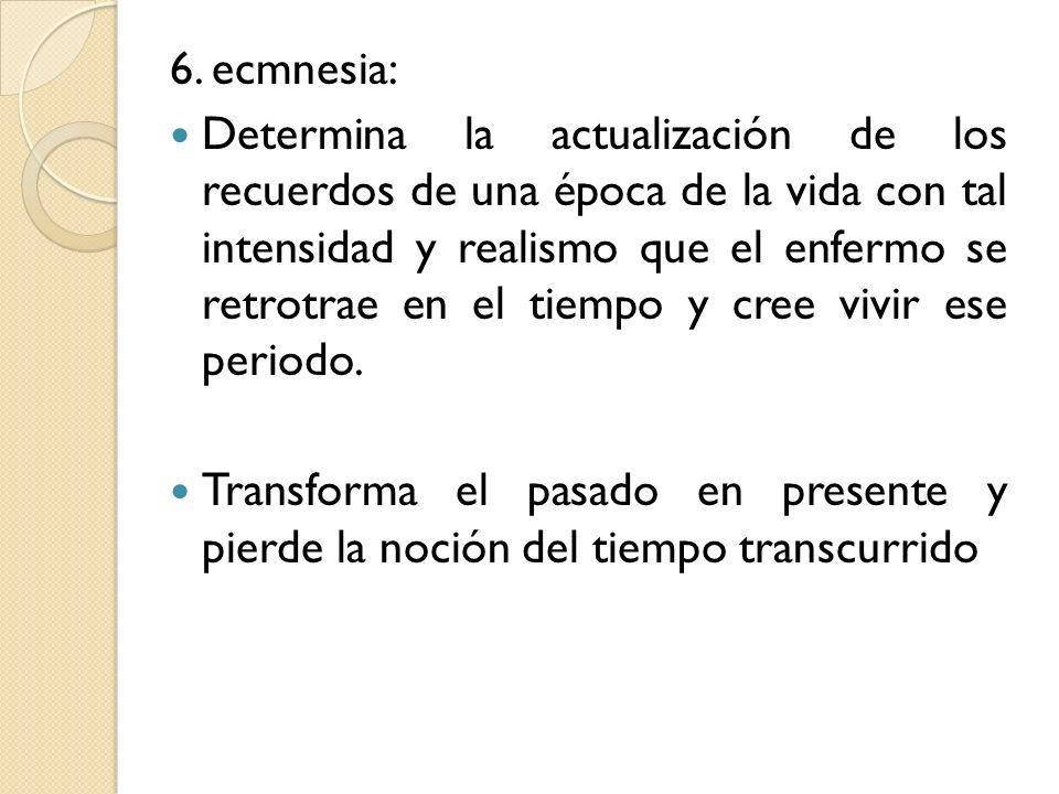 6. ecmnesia: