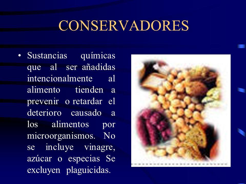 CONSERVADORES