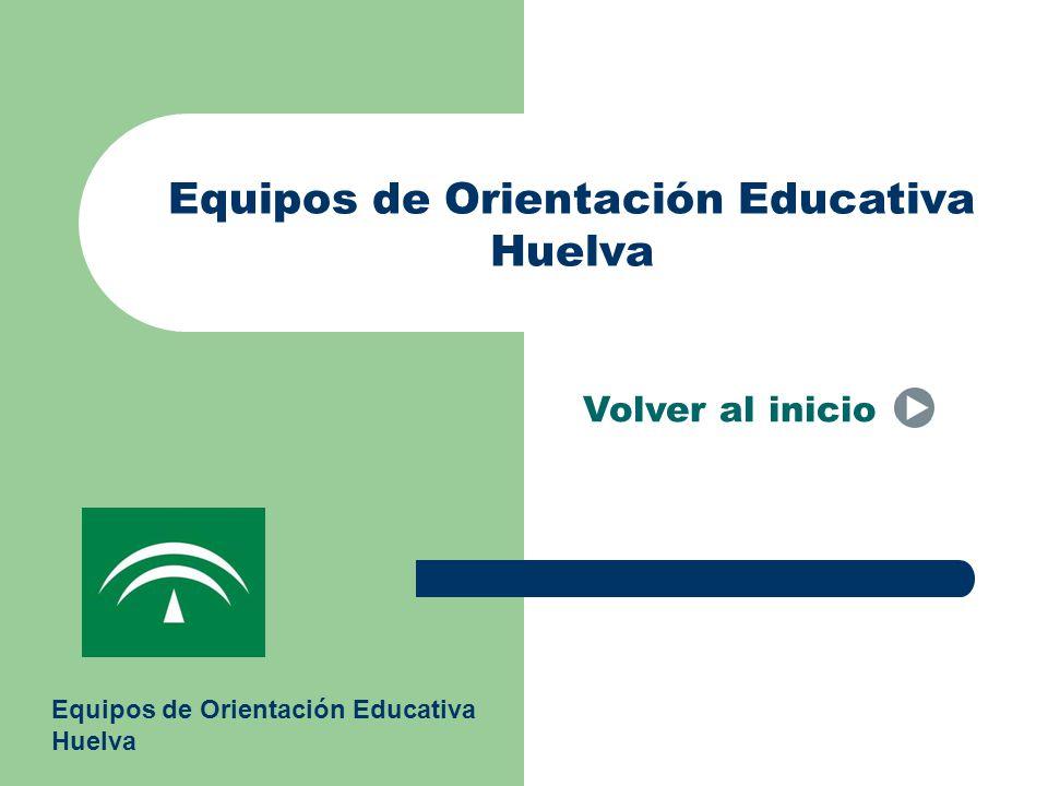 Equipos de Orientación Educativa Huelva
