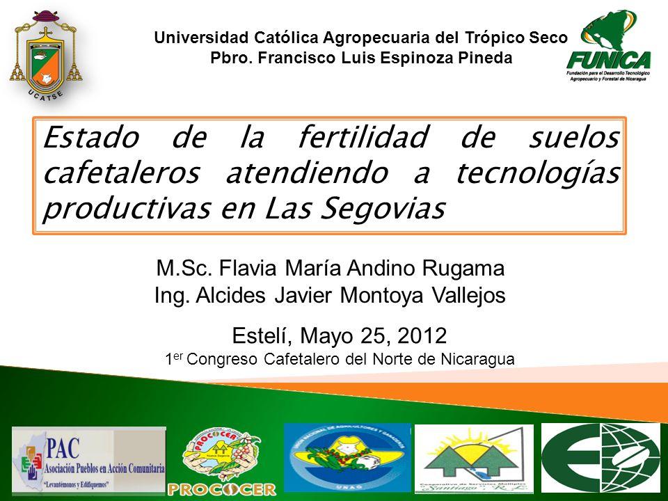 Universidad Católica Agropecuaria del Trópico Seco
