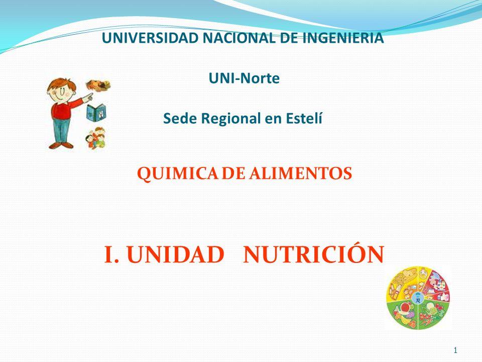 UNIVERSIDAD NACIONAL DE INGENIERIA UNI-Norte Sede Regional en Estelí