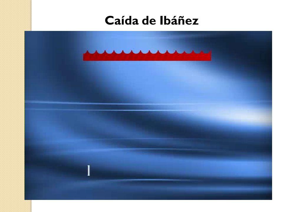 Caída de Ibáñez