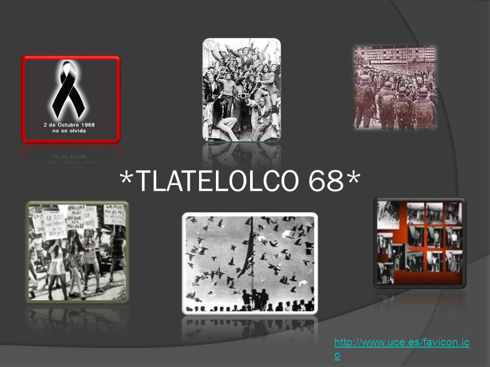 *TLATELOLCO 68* http://www.uce.es/favicon.ico