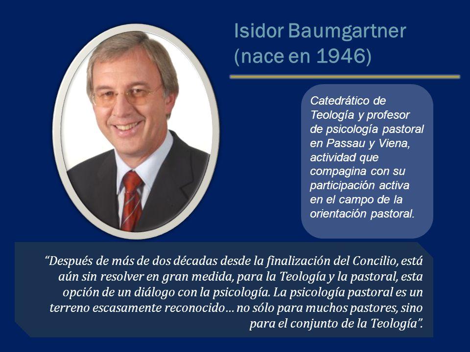 Isidor Baumgartner (nace en 1946)