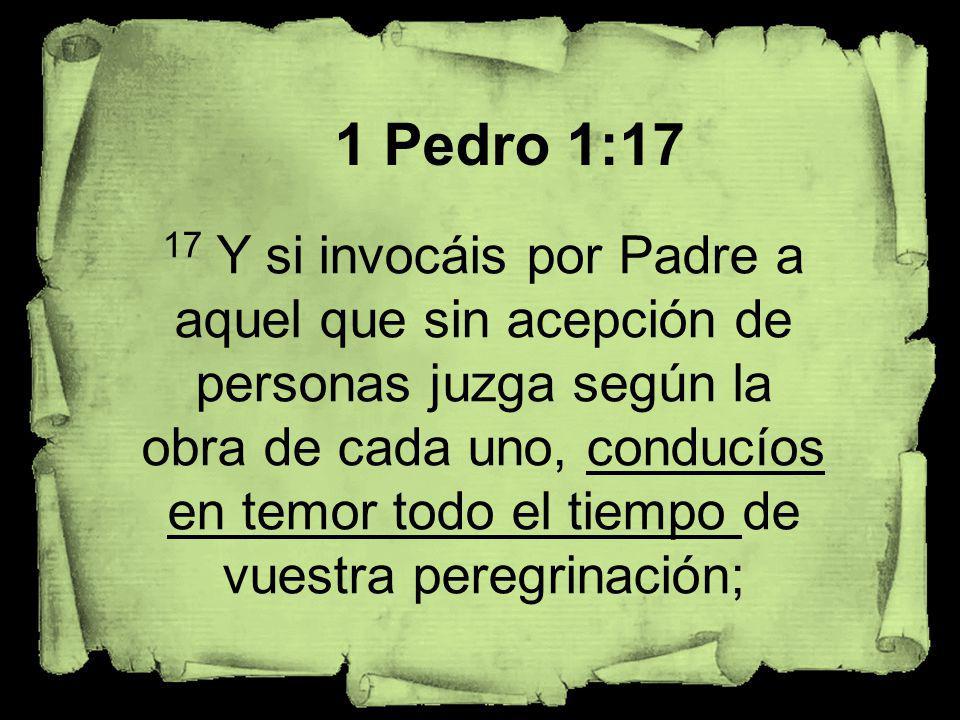 1 Pedro 1:17