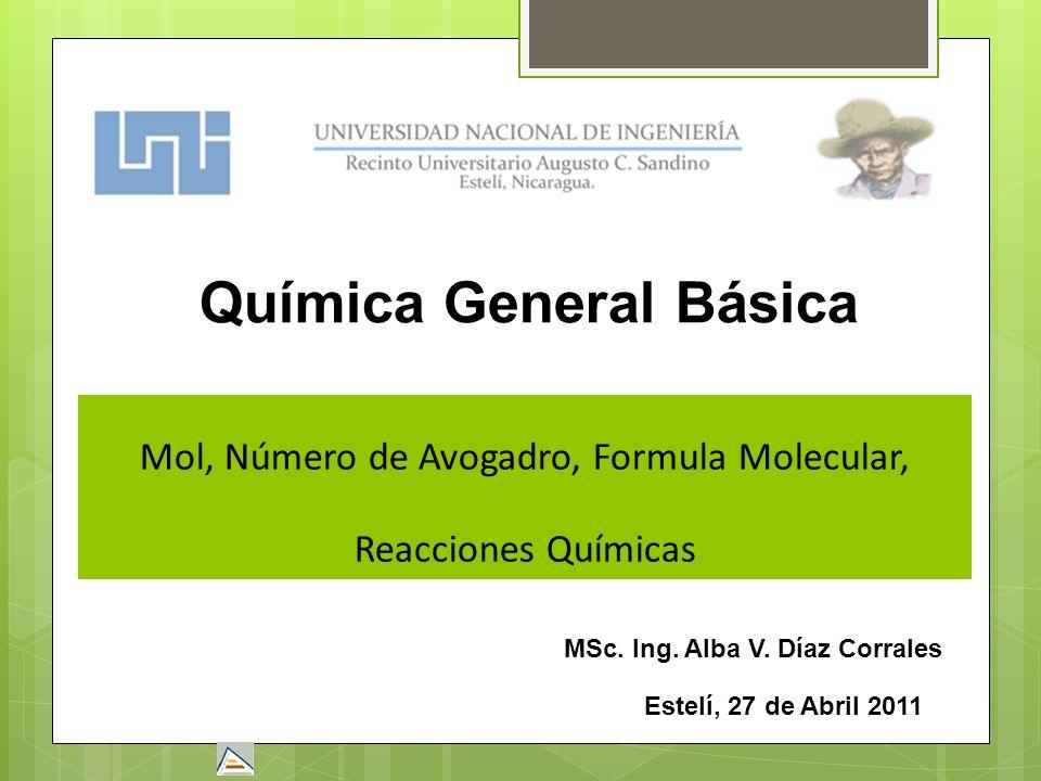 Química General Básica
