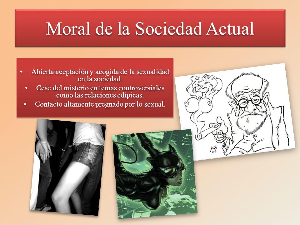 Moral de la Sociedad Actual